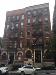 Photograph of 178 East 101st Street building.