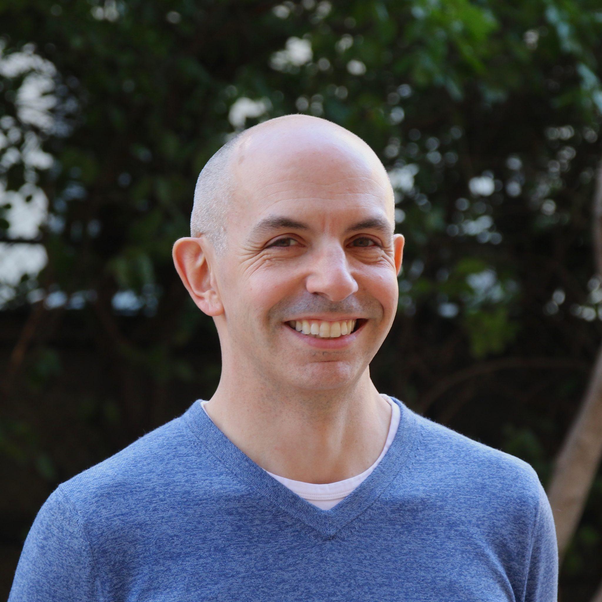 Photograph of Chris Cirillo.