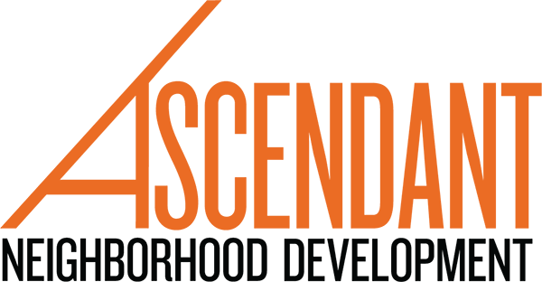 Ascendant Neighborhood Development logo.